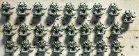 Epic - Chaos Space Marines (Type 4) x25 - 6mm