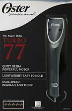 Oster 76077-310 Professional The Super Duty Turbo 77 Clipper w/000 Turbo Blade