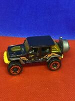Hot Wheels Loose 17 Jeep Wrangler PROTECTIVE CASE
