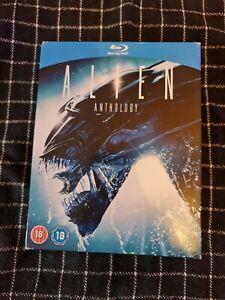 Alien Anthology (4Teile/Blueray)