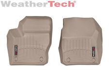 WeatherTech Floor Mats FloorLiner - Ford Focus - 2012-2016 - 1st Row - Tan