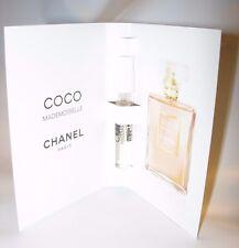 WOMENS New Chanel COCO MADEMOISELLE EDP 1.5 ml PERFUME SAMPLE ORANGE JASMINE