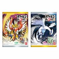 Bandai Pokemon Shikishi ART2 (10 Confezione) Scatola Candy Toy Giappone Official