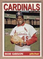 Bob Gibson '68 St. Louis Cardinals Monarch Corona Private Stock #9 mint cond