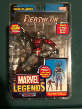 marvel legends Toybiz Deathlok Galactus BAF Series Carded