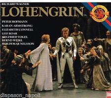 Wagner: Lohengrin / Nelsson, Hofmann, Armstrong, Connell - CD