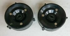 Pair of Vintage 1/4in NAB Adapters - Made in England
