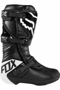 Fox Racing Comp Motocross Boots - Black, US14/UK13