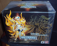 MYTH CLOTH EX SOUL OF GOLD LION LEO AIOLIA SAINT SEIYA BANDAI JAP NEUF