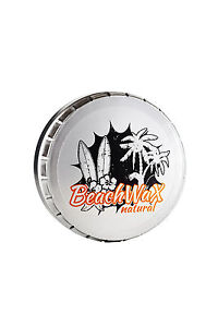 Fitters BeachWaX natural Haarwachs extra-strong für flexibles Hairfinishing