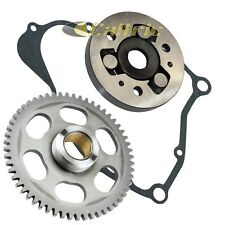 STARTER OUTER CLUTCH and IDLER GEAR SET FOR YAMAHA TRI MOTO YTM225 1983-1986