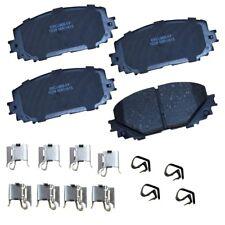 Disc Brake Pad Set-Stop Ceramic Brake Pad Front Bendix fits 12-16 Toyota Yaris