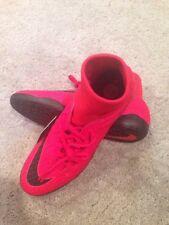 Nike Indoor Soccer Shoes. Hypervenomx Phelon 3 DF. Men's 7. Brand New.