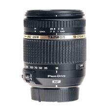 Nikon Tamron AF 18-270mm F3.5-6.3 DI II VC PZD All In One Lens AFB008N-700
