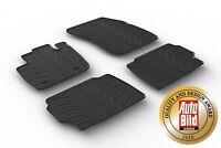 Design Passform Gummimatten Gummi Fußmatten für Ford Mondeo Tunier ab Bj. 2014>
