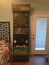 Coin Op Full Size Dart Board Green Bay Packers Rare