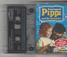 Pippi und die Seeräuber seltenes Cover mit neuer Titelmusik rar !  - Karussell