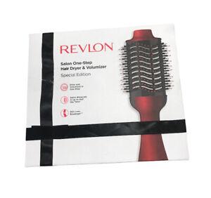 REVLON Salon One-Step Hair Dryer & Volumizer Special Edition