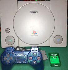 Console Sony PlayStation 1 Ps1/Psx - Accessori e Giochi Omaggio* 29,99€ (Leggi)