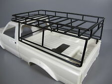Metal Contractor Roof Rack for Tamiya R/C 1/10 Toyota Hilux Pick Up Trailfinder