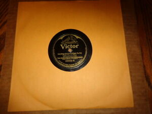 1926 VICTOR 78/Coon-Sanders Nighthawk Orchestra/Waring's Pennsylvanians/E