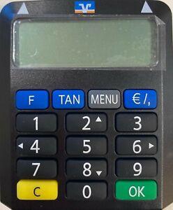 Volksbank Chip-Tan Generator Kobil TAN Optimus Comfort V1.4 Volksbank Logo
