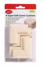 4 Super soft Corner Cushions