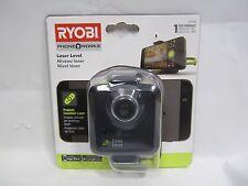 Free Ship, Ryobi Phone Works Laser Level, ES1600, New