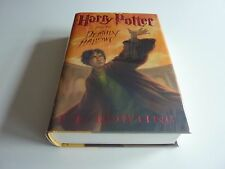 J.K. ROWLING - Harry Potter and the Deathly Hallows 1st Printing
