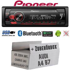 Pioneer Radio für Audi A4 B7 Chorus Concert  Aktiv Bluetooth Spotify USB Android