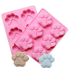 3D Silicone Ice Cube Chocolate Cake Cookie Soap Fondant Mold Mould Baking Tray