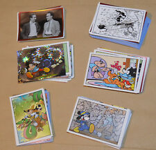 Disney Mickey Mouse Sticker Story (Panini) Complete Stickers Set (1-276) only