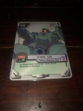 Gundam MS WAR TCG MS-053 Leo    2000 BANDAI TCG