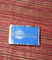 Vintage Box Matches Cleveland Stadium Made in Sweden for Ohio Match Co