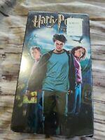 Harry Potter and the Prisoner of Azkaban (VHS, 2004) BRAND NEW !!!!!!!!!