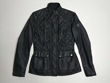 Belstaff Quilted Jacket Women's Size 46 IT / UK 14 / US 12 / XL Silver Label