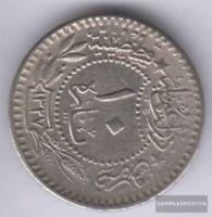 Türkei KM-Nr. : 768 1327 /7 sehr schön Nickel 1327 10 Para Tughra el-Ghazi