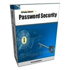 Save User Name Password Bank Login in Secure Encrypted Database Software