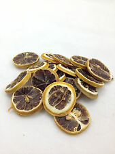 1 x 250g dried fruit  lemon slices yellow  for christmas decoration or wreaths
