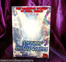 ANGELIC INTERVENTION  Finbarr Occult  Magick Grimoire. Daniel White. Angel