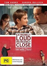 Extremely Loud & Incredibly Close (DVD) Sandra Bullock - Region 4 – VGC
