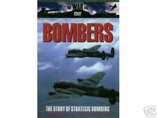 BOMBERS - THE STORY OF STRATEGIC BOMBING -  MINT DVD - FREE POST IN UK
