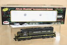ATLAS 9232 DCC FITTED SEABOARD COAST LINE SCL SD-35 LOW NOSE DIESEL LOCO 1907 na