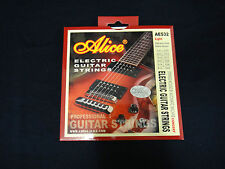 Hight Quality Alice Light Electric Guitar String Set 0.01~0.046 Inch