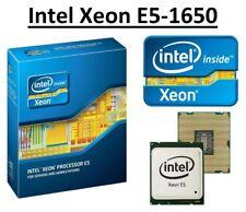 Intel Xeon E5-1650 SR0KZ 3.20 - 3.80 GHz, 12MB, 6 Core, Socket LGA2011, 130W CPU