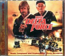 DELTA FORCE Alan Silvestri ORIGINAL SCORE EDITION NEW & SEALED