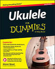 Ukulele for Dummies 2E ' Wood, Alistair trackable freepost australia