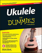 NEW Ukulele for Dummies 2nd Edition by Alistair Wood (Paperback, 2015)