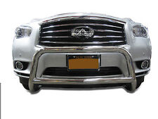 Wynntech A-Bar Front Bumper Guard Protector For 2013-2017 Infiniti QX60