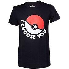 Pokemon 100% Cotton T-Shirts for Men